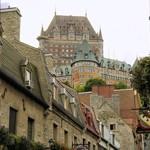 Een romantische dag in Quebec City