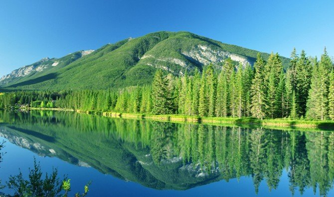 Beautiful Nature - West Canada
