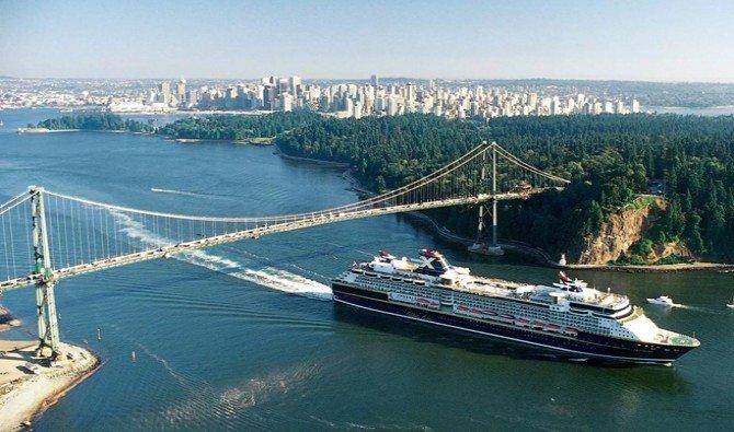 Cruises vanuit Canada